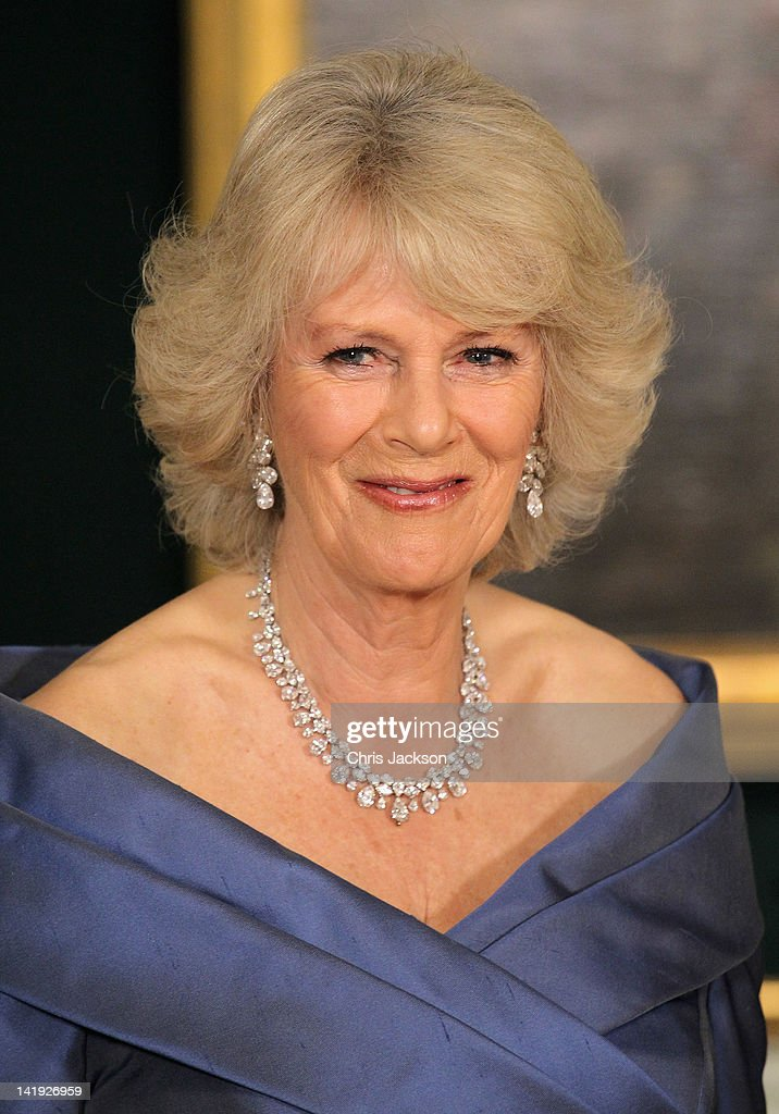 <a gi-track='captionPersonalityLinkClicked' href=/galleries/search?phrase=Camilla+-+Duchess+of+Cornwall&family=editorial&specificpeople=158157 ng-click='$event.stopPropagation()'>Camilla</a>, Duchess of Cornwall smiles as she poses for a photograph ahead of an official dinner at the Royal Palace on March 26, 2012 in Copenhagen, Denmark. Prince Charles, Prince of Wales and <a gi-track='captionPersonalityLinkClicked' href=/galleries/search?phrase=Camilla+-+Duchess+of+Cornwall&family=editorial&specificpeople=158157 ng-click='$event.stopPropagation()'>Camilla</a>, Duchess of Cornwall are on a Diamond Jubilee tour of Scandinavia that takes in Norway, Sweden and Denmark.