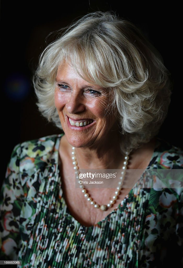 Camilla, Duchess of Cornwall smiles as she visits the Royal Flying Doctor Service on November 5, 2012 in Longreach, Australia. The Royal couple are in Australia on the second leg of a Diamond Jubilee Tour taking in Papua New Guinea, Australia and New Zealand.