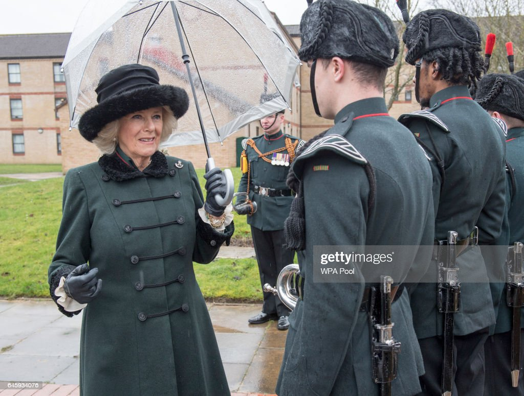 camilla-duchess-of-cornwall-visits-the-4th-battalion-the-rifles-at-picture-id645934076