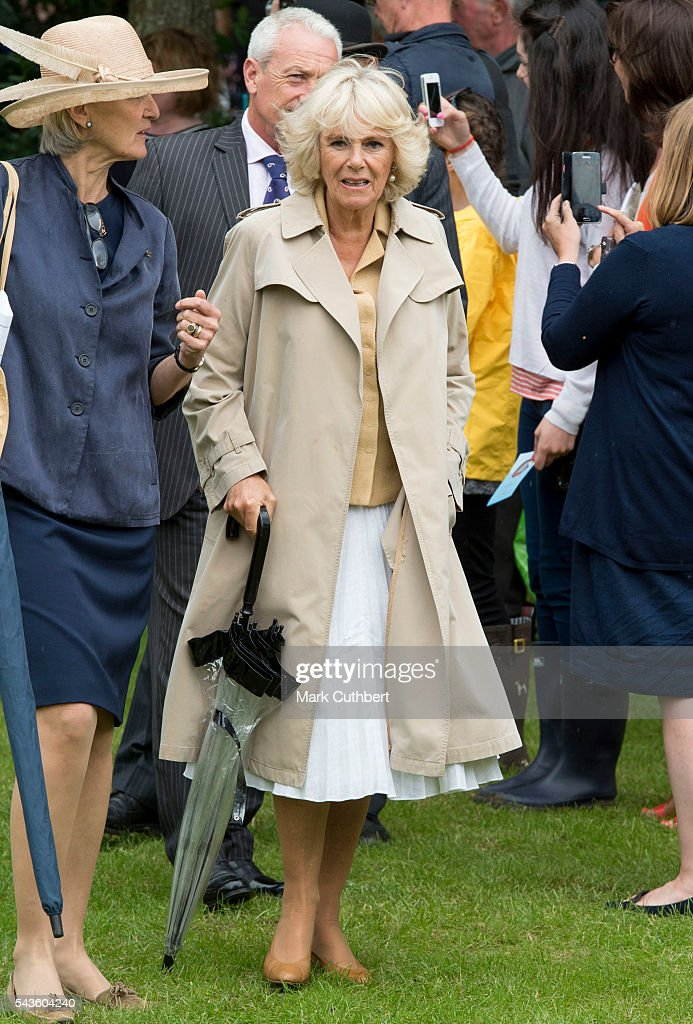 <a gi-track='captionPersonalityLinkClicked' href=/galleries/search?phrase=Camilla+-+Duchess+of+Cornwall&family=editorial&specificpeople=158157 ng-click='$event.stopPropagation()'>Camilla</a>, Duchess of Cornwall visits The Royal Norfolk Show at Norfolk Showground on June 29, 2016 in Norwich, England.
