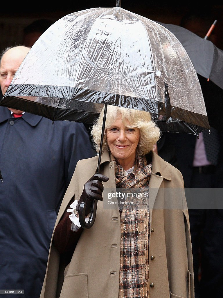 The prince of wales and duchess of cornwall visit norway day two