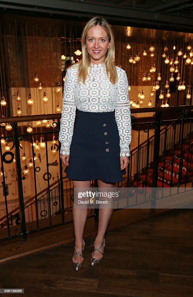 Camilla Elphick attends the UK Premiere of 'The Neon Demon' at Picturehouse Central on May 31 2016 in London England