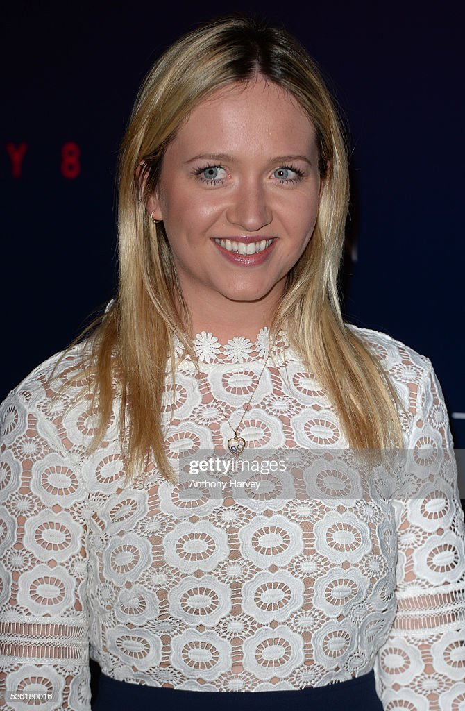 Camilla Elphick attends the UK Premiere of The Neon Demon on May 31, 2016 in London, United Kingdom.