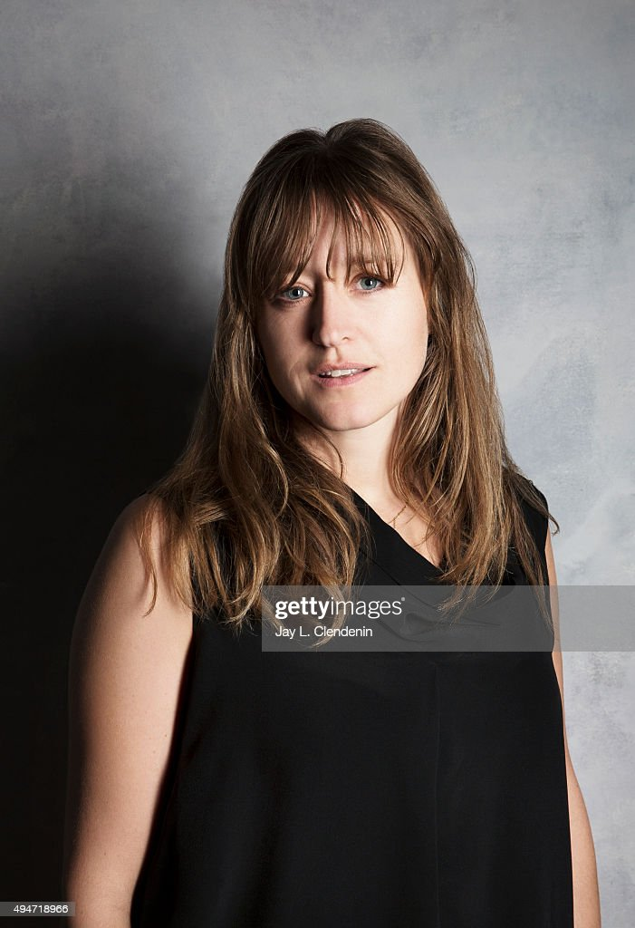 Camilla Hjelm Knudsen, of the movie 'Land of Mine' is photographed for Los Angeles Times on September 25, 2015 in Toronto, Ontario. PUBLISHED IMAGE.