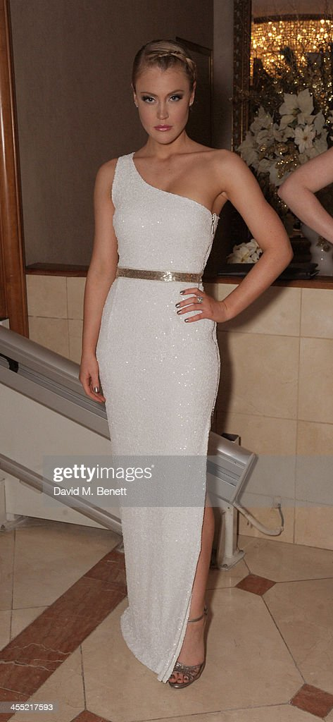 <a gi-track='captionPersonalityLinkClicked' href=/galleries/search?phrase=Camilla+Kerslake&family=editorial&specificpeople=6350983 ng-click='$event.stopPropagation()'>Camilla Kerslake</a> attends the Guide Dogs UK Annual Awards 2013 at the London Hilton on December 11, 2013 in London, England.