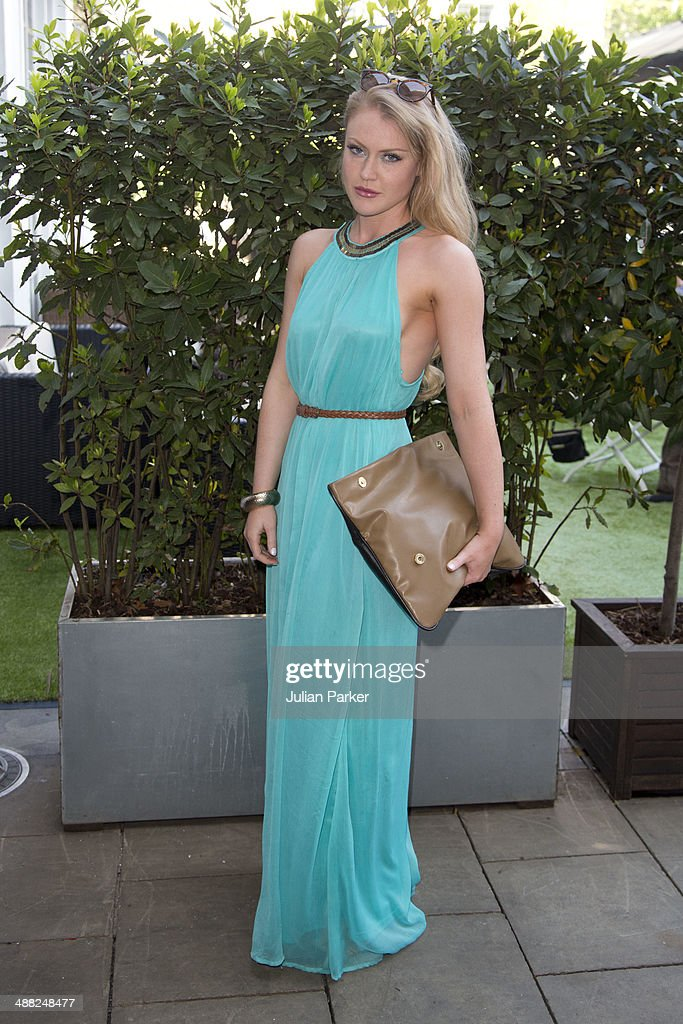 <a gi-track='captionPersonalityLinkClicked' href=/galleries/search?phrase=Camilla+Kerslake&family=editorial&specificpeople=6350983 ng-click='$event.stopPropagation()'>Camilla Kerslake</a> attends The launch of the Bluebird Brunch at Bluebird on May 4, 2014 in London, England.