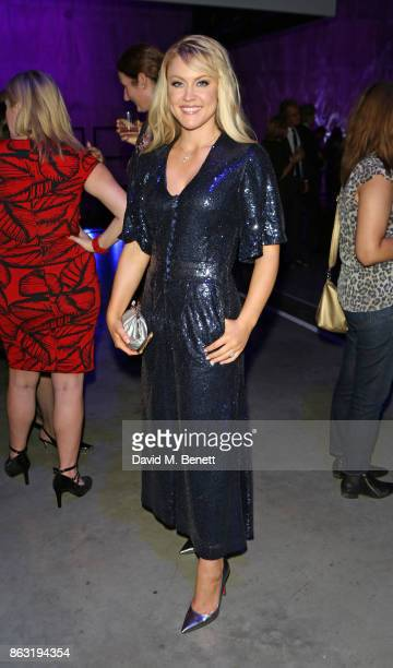 Camilla Kerslake attends The London Evening Standard's Progress 1000 London's Most Influential People in partnership with Citi on October 19 2017 in...