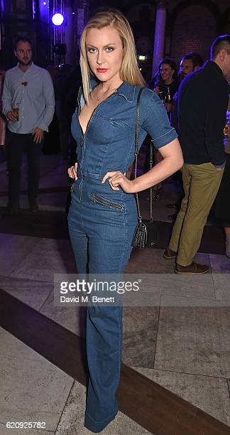 Camilla Kerslake attends the STYLE x PRINCIPAL Party at The Principal Manchester on November 3 2016 in Manchester England
