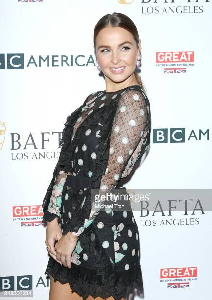 Camilla Luddington arrives to the BBC America BAFTA Los Angeles TV Tea Party 2017 held at The Beverly Hilton Hotel on September 16 2017 in Beverly...