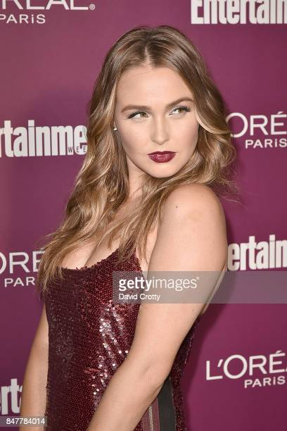 Camilla Luddington attends the 2017 Entertainment Weekly PreEmmy Party Arrivals at Sunset Tower on September 15 2017 in West Hollywood California