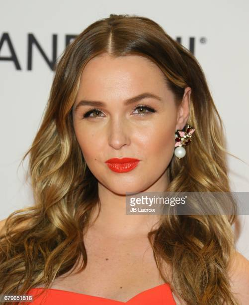 Camilla Luddington attends the 24th Annual Race To Erase MS Gala on May 05 2017 in Beverly Hills California