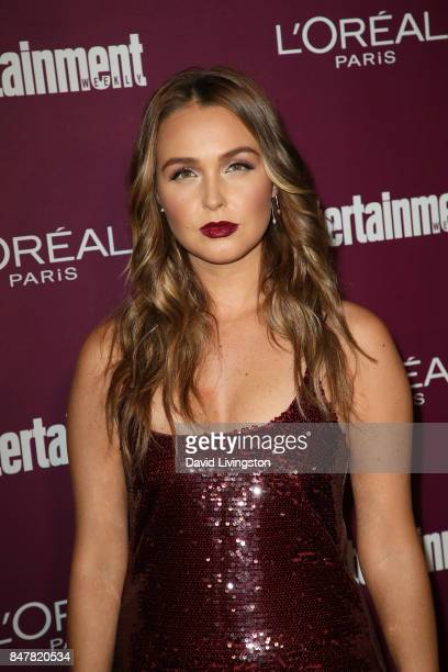 Camilla Luddington attends the Entertainment Weekly's 2017 PreEmmy Party at the Sunset Tower Hotel on September 15 2017 in West Hollywood California