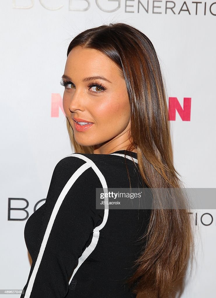 <a gi-track='captionPersonalityLinkClicked' href=/galleries/search?phrase=Camilla+Luddington&family=editorial&specificpeople=7718549 ng-click='$event.stopPropagation()'>Camilla Luddington</a> attends the Nylon Magazine May Young Hollywood Issue Party on May 8, 2014 in Hollywood, California.