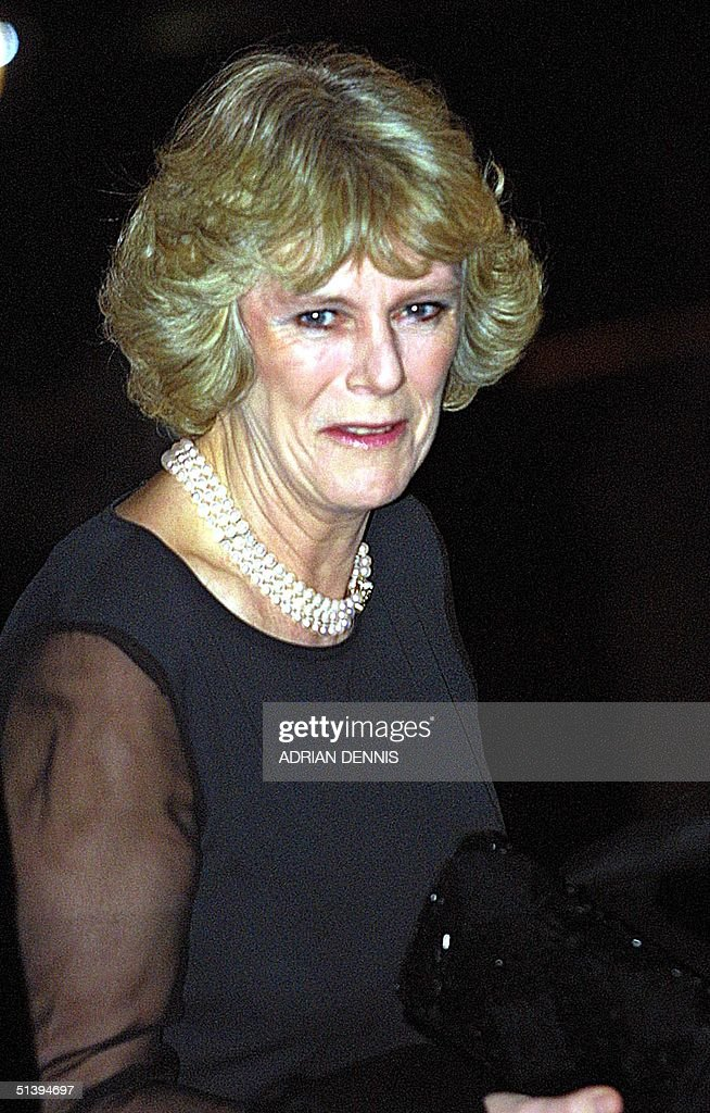 Camilla Duchess Of Cornwall Getty Images