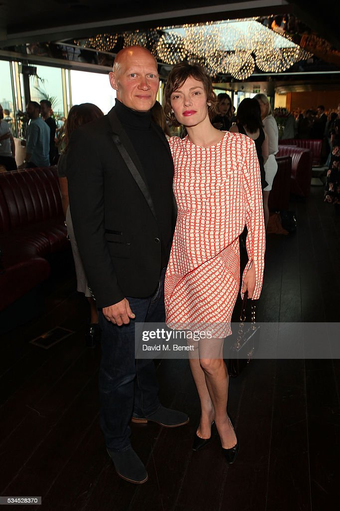 <a gi-track='captionPersonalityLinkClicked' href=/galleries/search?phrase=Camilla+Rutherford&family=editorial&specificpeople=212747 ng-click='$event.stopPropagation()'>Camilla Rutherford</a> and Dominic Burns attend the Rumpus Room Spring Fling at Mondrian London on May 26, 2016 in London, England.