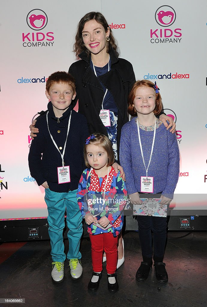 <a gi-track='captionPersonalityLinkClicked' href=/galleries/search?phrase=Camilla+Rutherford&family=editorial&specificpeople=212747 ng-click='$event.stopPropagation()'>Camilla Rutherford</a> arrives for the Global Kids Fashion Week AW13 media and VIP show at The Freemason's Hall on March 19, 2013 in London, England.
