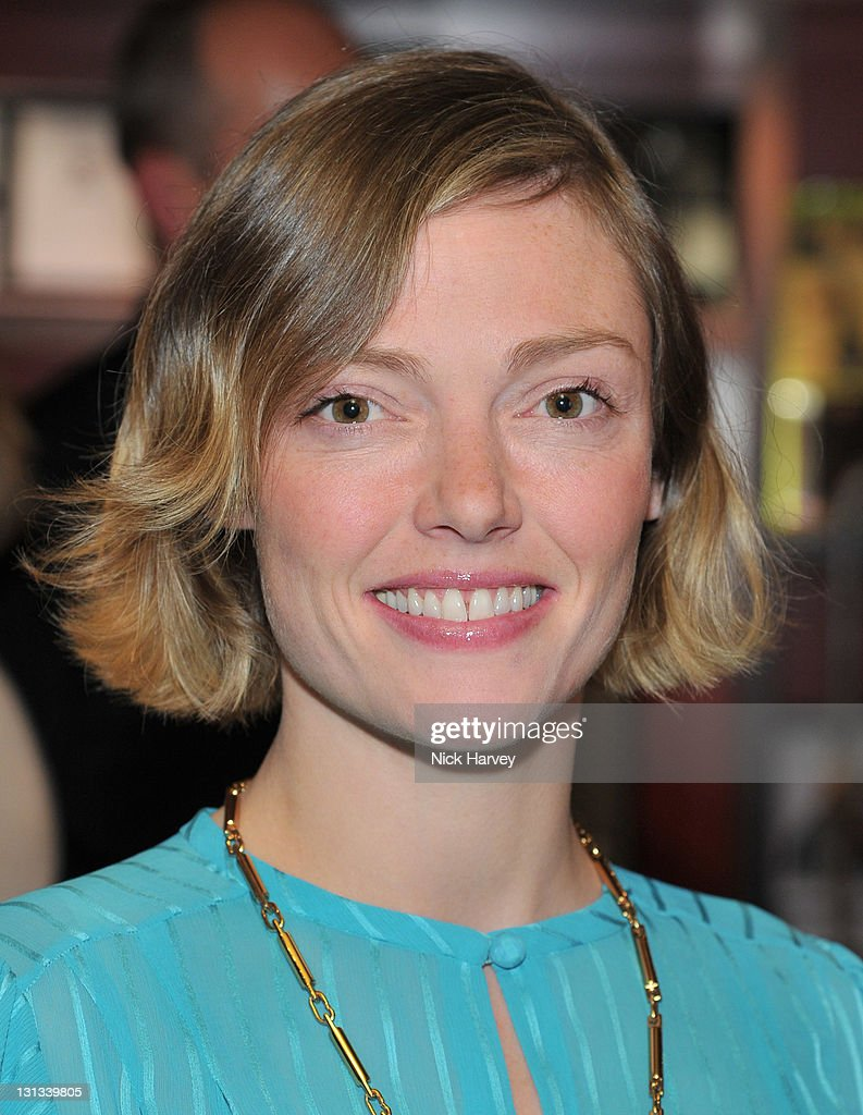 Camilla Rutherford attends launch of India The Luxury Collection Destination Guide at Liberty on May 24 2011 in London England