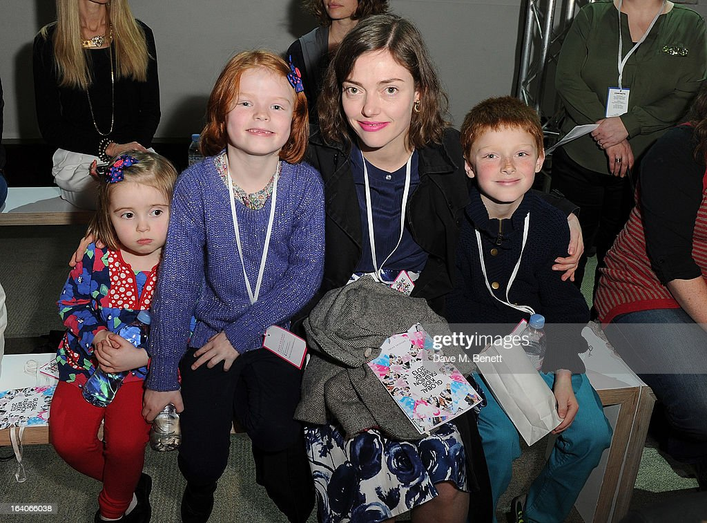 <a gi-track='captionPersonalityLinkClicked' href=/galleries/search?phrase=Camilla+Rutherford&family=editorial&specificpeople=212747 ng-click='$event.stopPropagation()'>Camilla Rutherford</a> attends the Global Kids Fashion Week AW13 media and VIP show at The Freemason's Hall on March 19, 2013 in London, England.