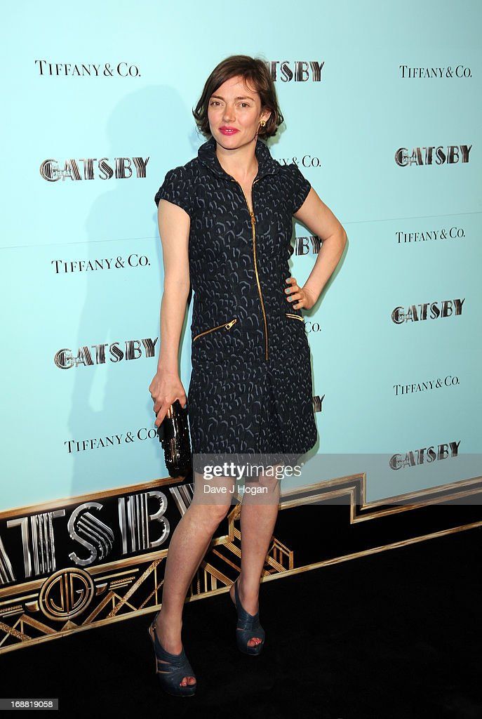 Camilla Rutherford attends The Great Gatsby Special Screening at Cineworld Haymarket on May 15, 2013 in London, England.