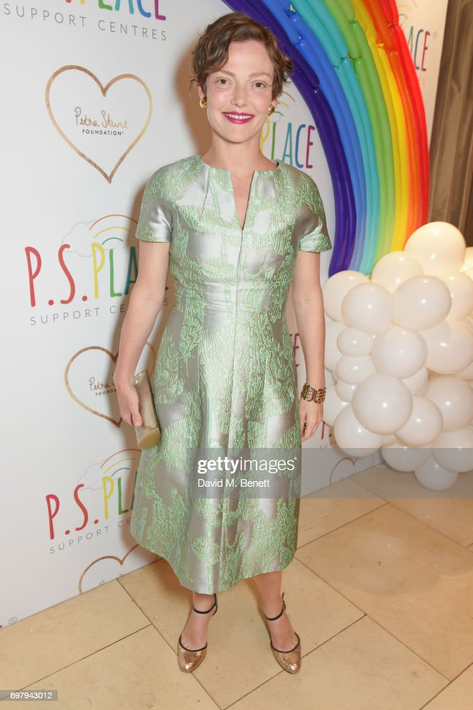 Camilla Rutherford attends the inaugural fundraising dinner for The Petra Stunt Foundation in aid of PS Place at the Corinthia Hotel London on June 19, 2017 in London, England.