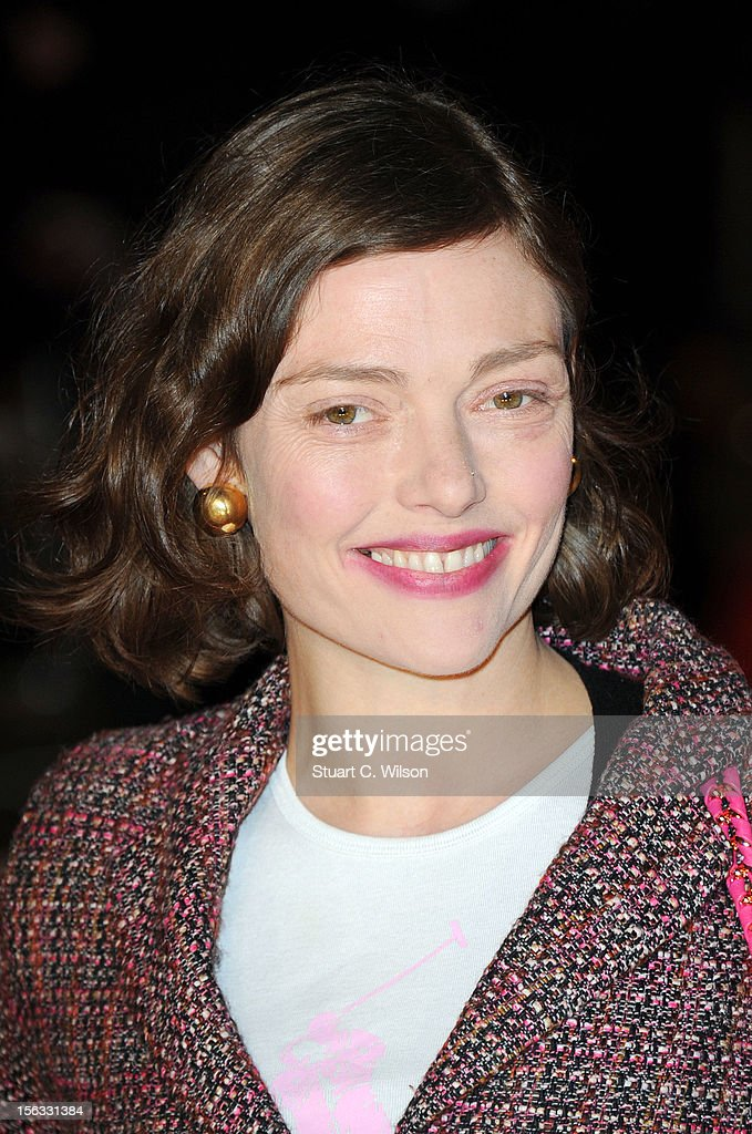 Camilla Rutherford attends the 'Nativity 2: Danger In The Manger' premiere at Empire Leicester Square on November 13, 2012 in London, England.