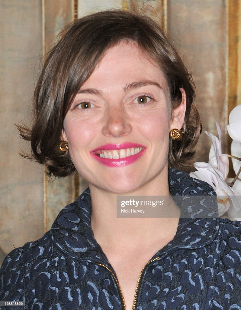 Camilla Rutherford attends the Tiffany & Co. and Warner Brothers special screening of The Great Gatsby on May 15, 2013 in London, England.