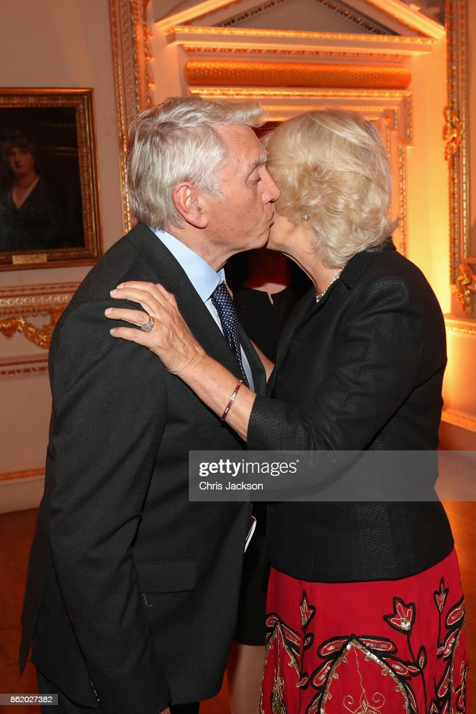 The Duchess Of Cornwall Visits The Royal Academy Of Arts