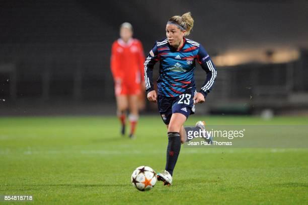 Camille ABILY Lyon / Zvezda 2005 Perm 1/4 Finale Retour de la Ligue des Champions 2010/2011 Lyon