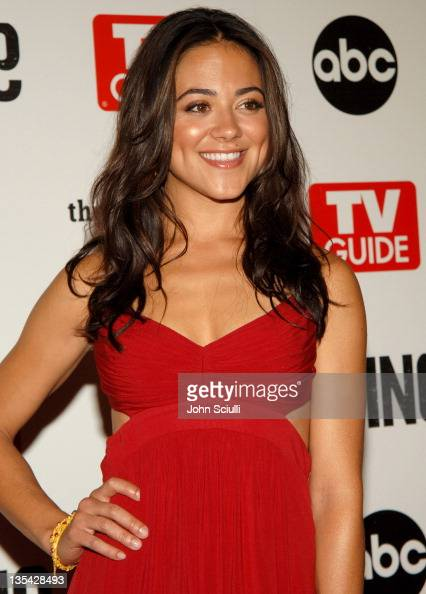 Camille Guaty during ABC TV Guide and Warner Bros Television Present ...