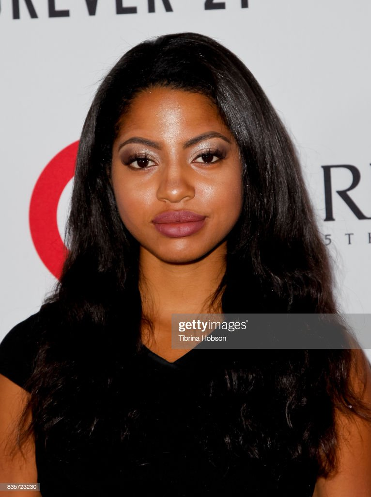 Camille Hyde attends the NYX Professional Makeup's 6th annual FACE Awards at The Shrine Auditorium on August 19, 2017 in Los Angeles, California.