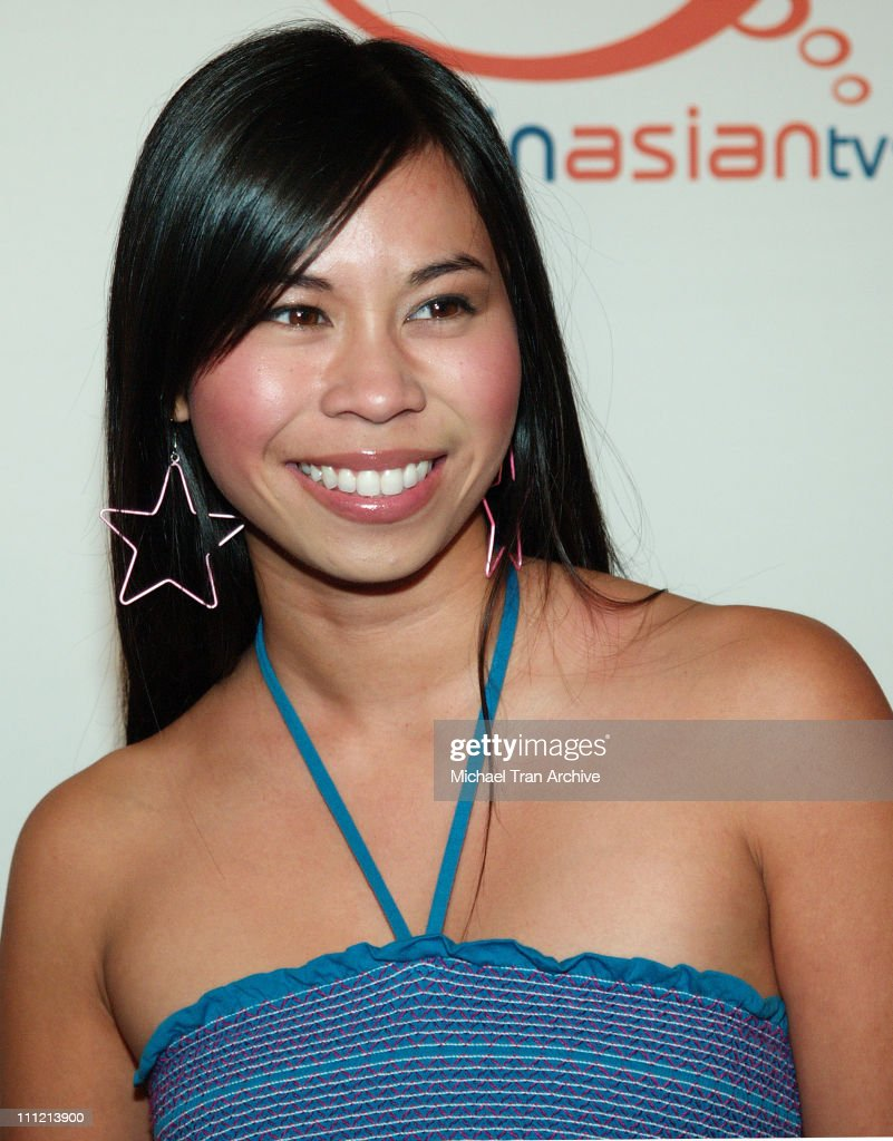 Camille Mana during ImaginAsian TV and AFI Fest Sway Celebration - Arrivals at AFI Rooftop Village at Arclight Theaters in Los Angeles, California, United States.