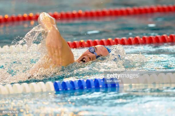 Camille MUFFAT 200m NL Championnats de France de Natation en Petit Bassin 2010 Chartres