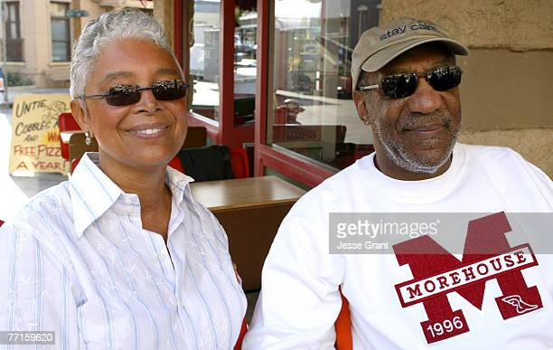 Camille O Cosby and Bill Cosby