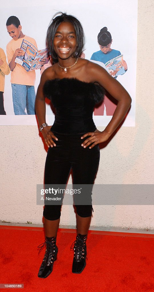 Camille Winbush during 1st Annual Golden Youth Awards Gala at The Friars Club in Beverly Hills, California, United States.