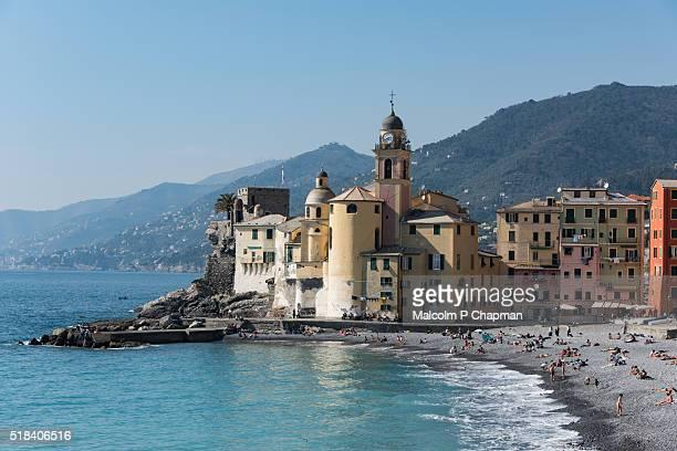 Camogli, Italian Riviera, Liguria, Italy