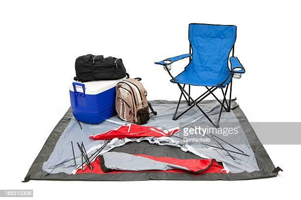Camp sitio aislado