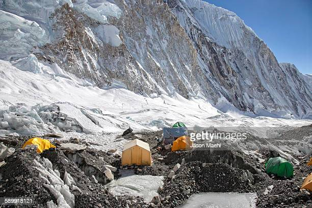 Camp two, Everest
