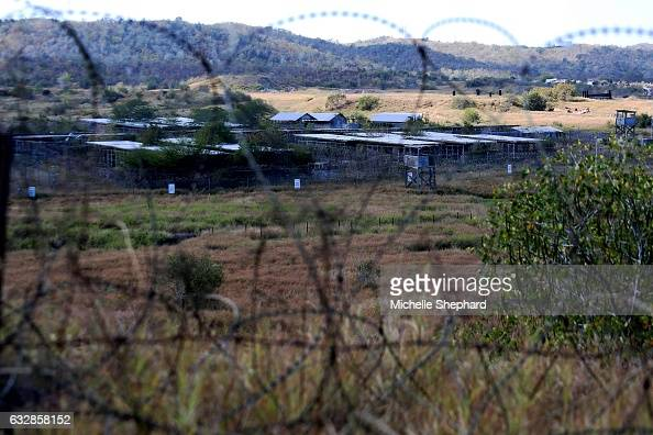 BAY CUBA Camp XRay the infamous prison hastily erected in 2002 to imprison captives from Afghanistan and elsewhere on Jan 27 2017 It is now a...