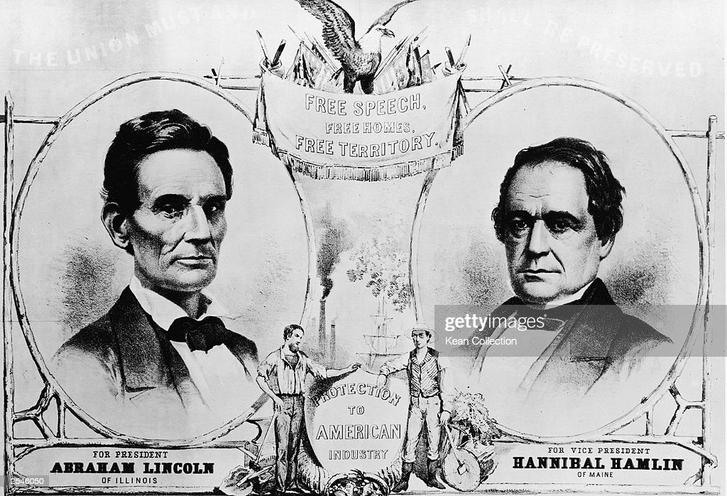 06 nov abraham lincoln elected 16th us president getty for Presidents and their home states