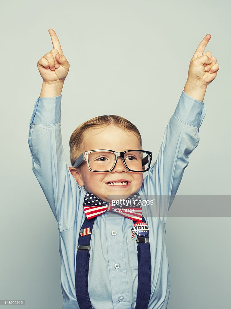 Campaign Victory : Stock Photo