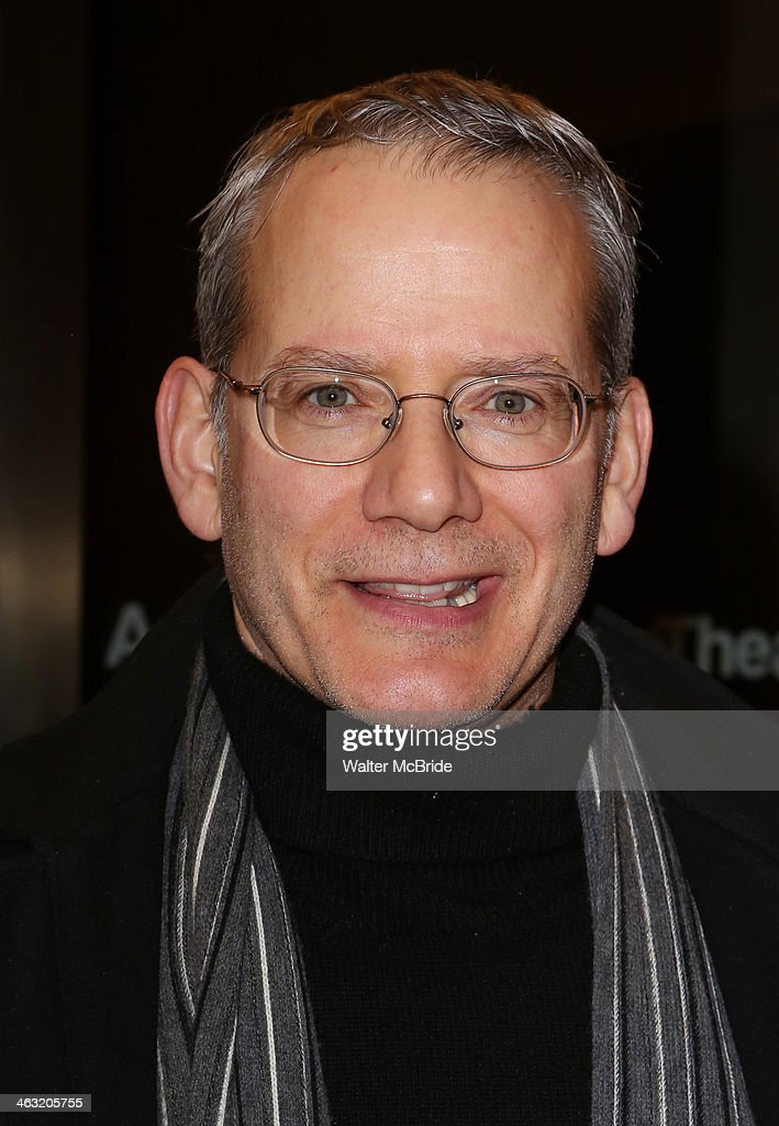 <a gi-track='captionPersonalityLinkClicked' href=/galleries/search?phrase=Campbell+Scott&family=editorial&specificpeople=213575 ng-click='$event.stopPropagation()'>Campbell Scott</a> attends the Broadway opening night of 'Machinal' at American Airlines Theatre on January 16, 2014 in New York, New York.