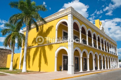 BECAL - CAMPECHE: JULY- 2018: Editorial Stock Photo ...   Campeche City Monuments