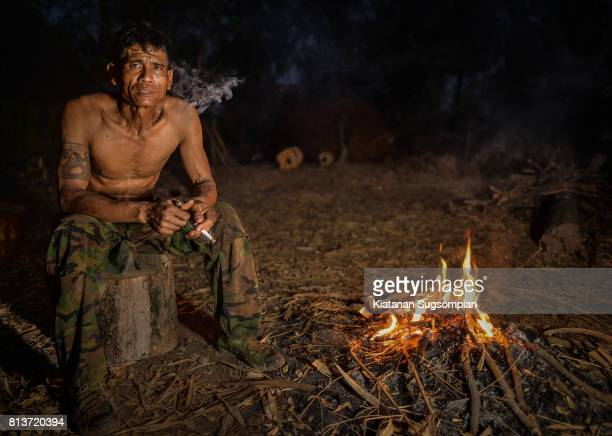 Campfire Man