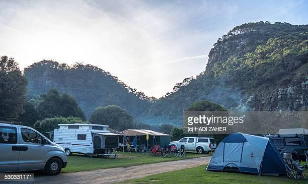 Camping along the Great Ocean Road | Lorne