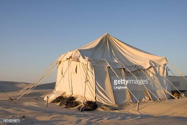 Camping in Sealine desert, Qatar