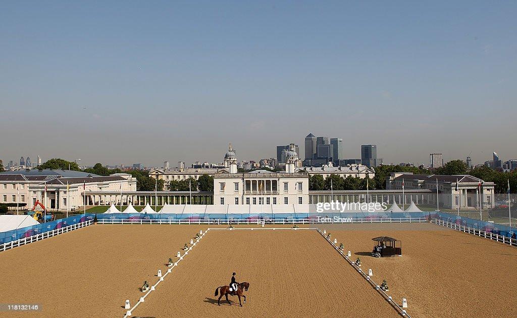 Greenwich Park - General Views of London 2012 Venues