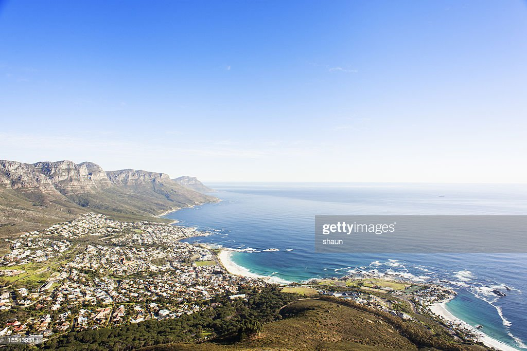 Camps Bay and Clifton - Cape Town