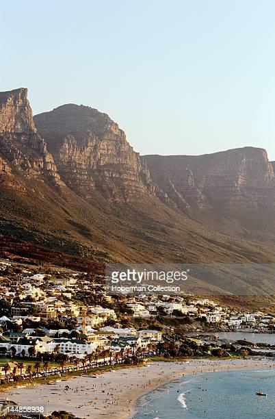 Camps Bay beach Atlantic Seaboard Cape Town