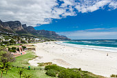 The Twelve Apostels of Camps Bay, South Africa