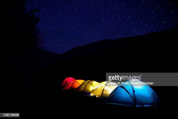 Camps & Galaxy